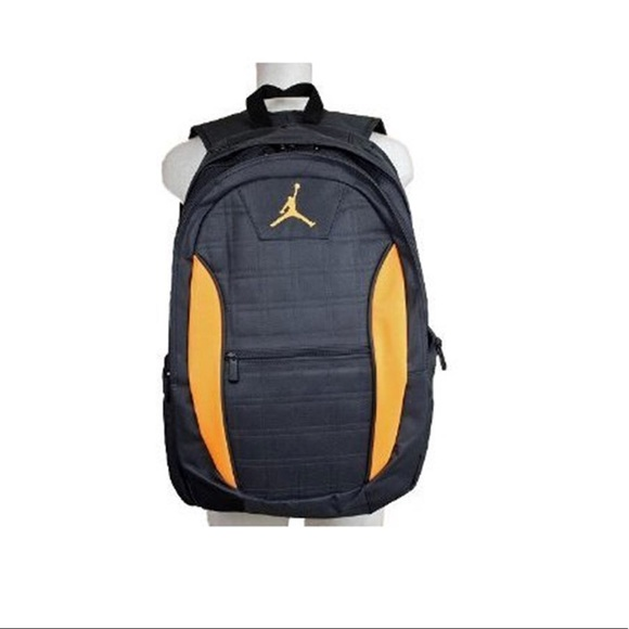5017131a9ea7 Nike Air Jordan Jumpman Laptop Size Backpack NEW